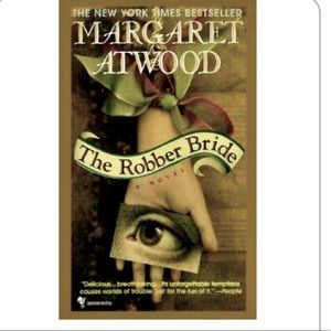 NEW HARDCOVER: THE ROBBER BRIDE, Margaret Atwood
